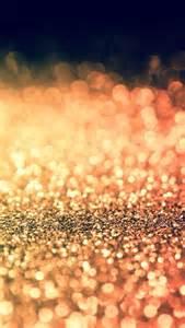 Pink Gold Glitter iPhone Wallpaper