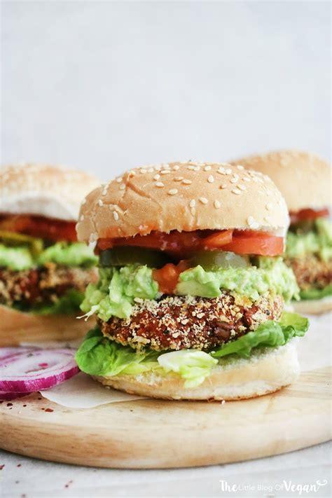 vegan burger recipe vegan mexican burger recipe veg mex inspired the little blog of vegan