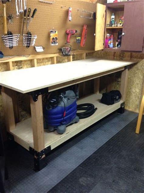 build  heavy duty workbench building  workbench