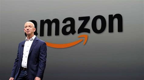 Jeff Bezos becomes the first person to ever be worth an ...