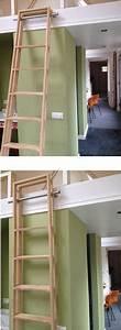 Schwebebett Selber Bauen : mezzanine trap google search gl cklich unterm dach pinterest treppe dachboden und leiter ~ Indierocktalk.com Haus und Dekorationen