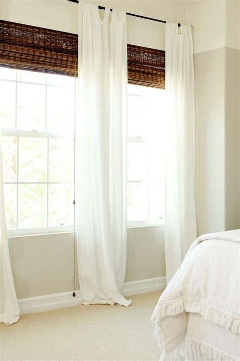 length   bedroom curtain