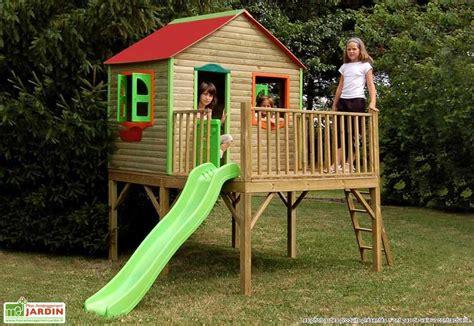 maison en bois enfant l univers du b 233 b 233