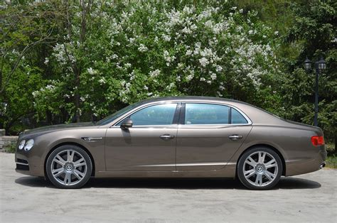 Review Bentley Flying Spur by 2014 Bentley Flying Spur Review
