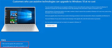 free windows 10 upgrades ending soon daves computer tips