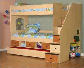 John Deere Room Decorating Ideas by Bunk Bed With Stairs Ikea