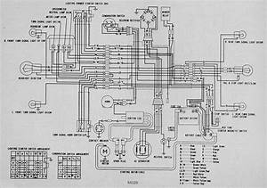 Honda Wave 125 Wiring System Diagram