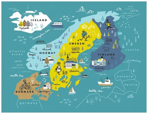 Which For The Nordic Countries Tea Collection Review 100 Giveaway Happenings Of The