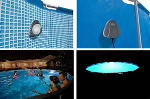 Eclairage Piscine Hors Sol : projecteur intex led magnetique ~ Dailycaller-alerts.com Idées de Décoration