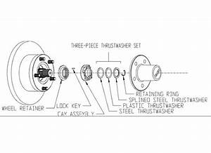 34 1994 Ford Ranger 4x4 Front Hub Diagram