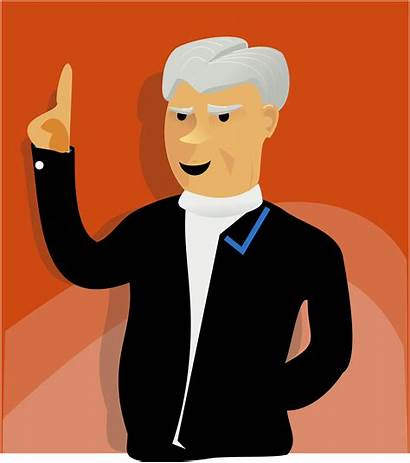 Clipart Person Speaker Speaking Clipground Cliparts