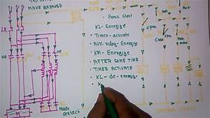 Autotransformer Starter  Diagram   Working Explaination
