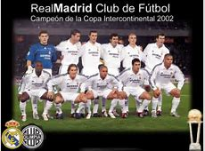 Real Madrid 2002 Soccer & Sports Background Wallpapers