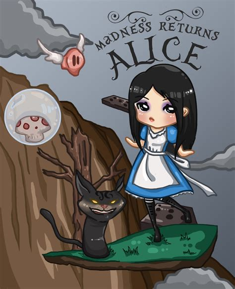Alice Madness Returns Fanart By Skiepii On Deviantart