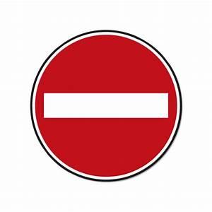 Verkehrsschild Einfahrt Verboten : verbot der einfahrt aus der kategorie vorschriftszeichen online bestellen im ~ Orissabook.com Haus und Dekorationen