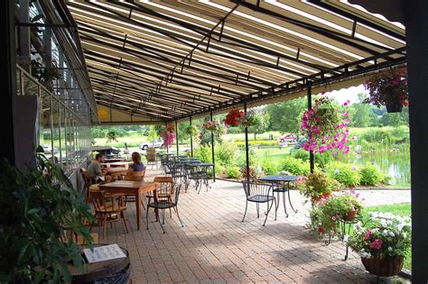 Gardeners Supply Williston Vt by Commercial Awnings Portfolio Otter Creek Awnings