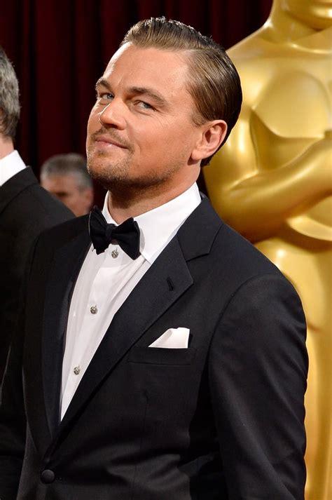 Leonardo Dicaprios Cute Moments Popsugar Celebrity