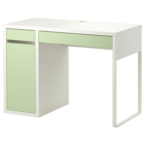bureau garcon ikea micke bureau blanc vert clair ikea chambre garcon