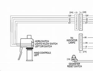 Harley Davidson Handlebar Controls Wiring Diagram  Harness