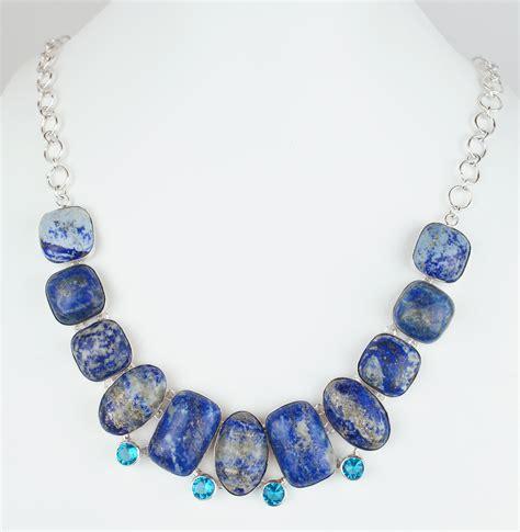 images white isolated stone blue set bead