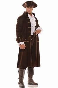 Captain Barrett Adult Costume