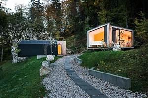 Maison Préfabriquée En Bois : une maison pr fabriqu e cologique en bois maison ~ Premium-room.com Idées de Décoration