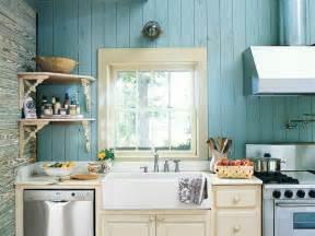 kitchen paneling ideas rustic cottage kitchen myhomeideas com