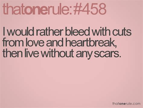 Quotes About Cutting Scars. Quotesgram