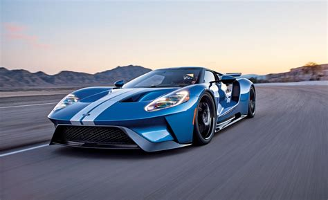 2017 Ford Gt Entering 2016 24 Hours Of Le Mans