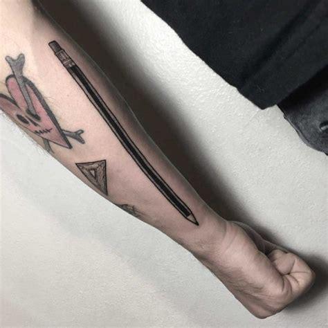 pencil tattoo  tattoo ideas gallery