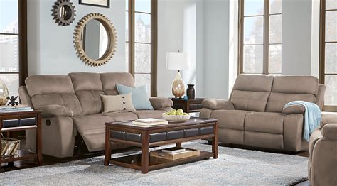 Decorating Ideas For Living Room With Furniture by Beige Brown Blue Living Room Furniture Decorating Ideas