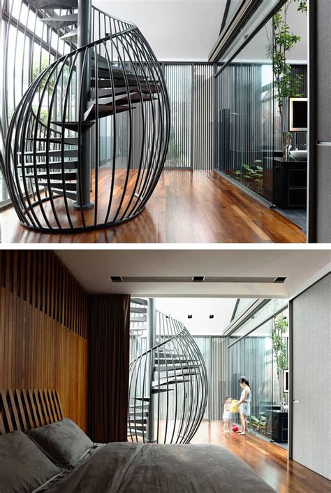 corrimano scale interne corrimano e ringhiere per scale dal design moderno