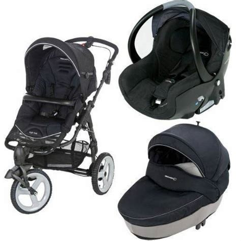 stroller trio high treck b 233 b 233 confort classified ad childcare baby gear orient bay