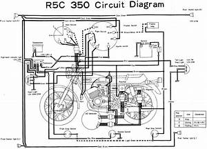 300v Motorcycle Electric Wiring Diagram