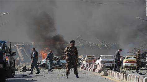 kabul bombing  killed  attack  diplomatic area