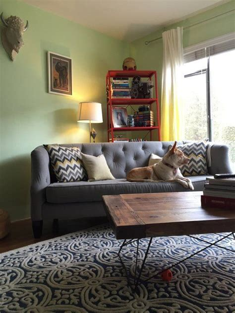 catty corner couch sorayas absolutely authentic small