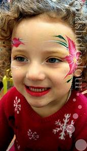 Christmas Face Painting Corporate Event