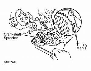 1998 Toyota Tercel Serpentine Belt Routing And Timing Belt