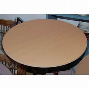 Plateau Rond Pour Table : plateau rond table diam tre 50cm mosa quer ~ Teatrodelosmanantiales.com Idées de Décoration