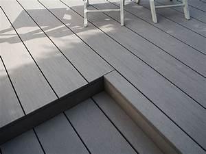 Wpc Dielen Massiv : stilvolle sichtblenden und abschlussleisten aus wpc oder metall ~ Markanthonyermac.com Haus und Dekorationen