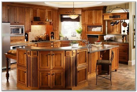 Home Depot Cabinets Kitchen Kraftmaid  Cabinet  Home