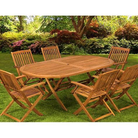 table et chaises de jardin pas cher table bois exterieur pas cher bricolage maison et décoration
