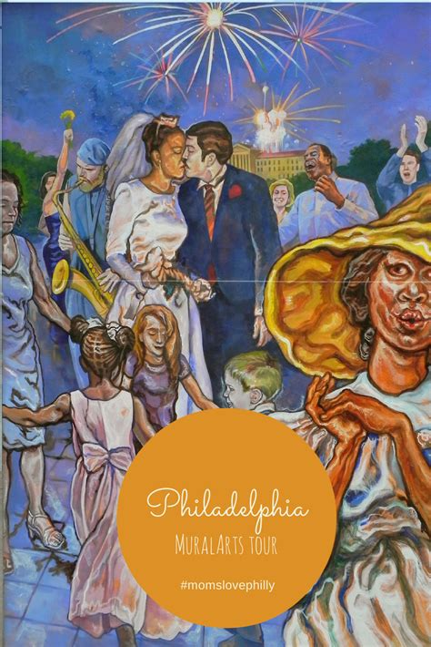 Philly Mural Arts Tour by Seeing Philadelphia Through The Of Its Murals