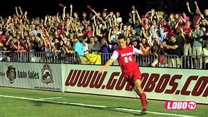 2013 Lobo Men's Soccer   Highlights vs Villanova - YouTube