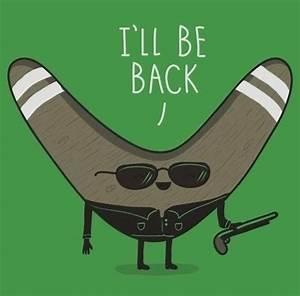 I U0026 39 Ll Be Back  Boomerang
