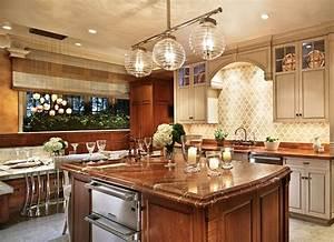 stylish islands traditional kitchens 1430