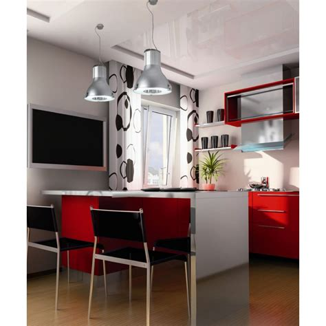 suspension cuisine design suspension cuisine type industriel en aluminium le avenue