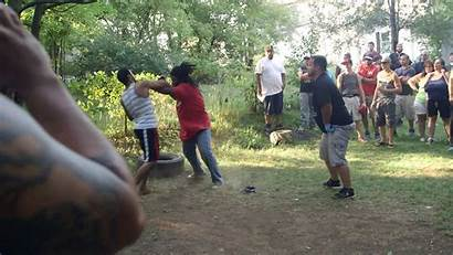 Fight Club Backyard Gun Fighting Alternative Violence
