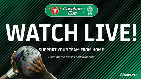 Where to watch Carabao Cup Round Three fixtures - News ...