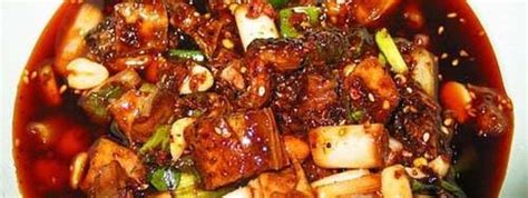 cuisine du sichuan cuisine du sichuan chine informations